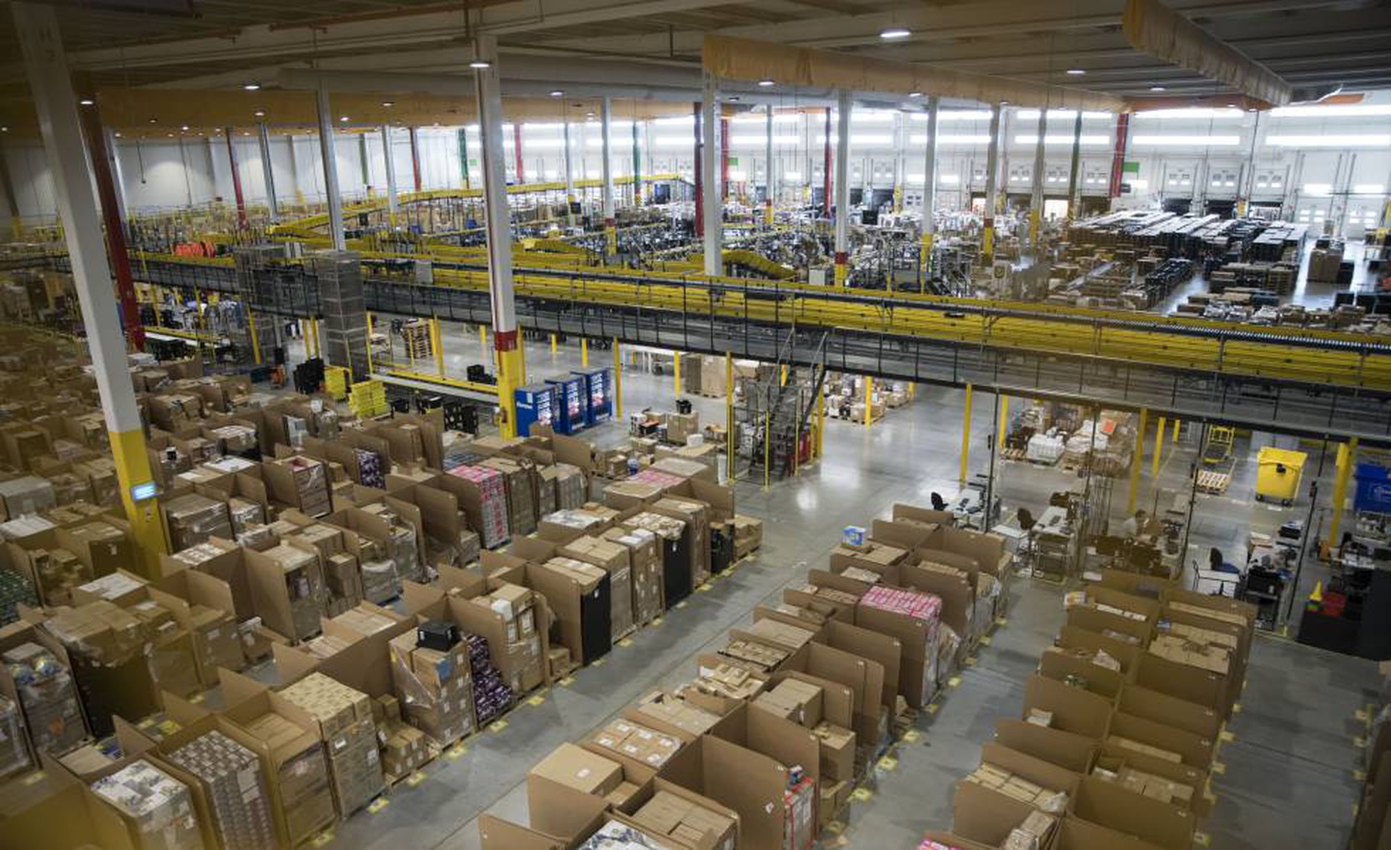 Amazon Is The Company That Changed The World