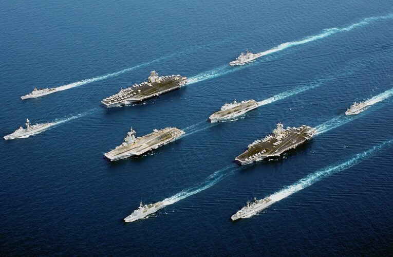 Korean company Hyundai and British company Babcock will make aircraft carriers on the lines of Queen Elizabeth
