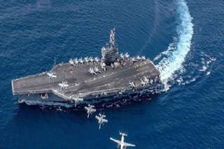 China provoked by the activity of American warships in South China Sea, fighter jets deployed