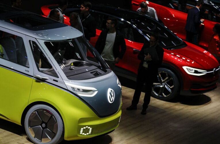 Auto show days return, car companies' hopes rise, this is Europe's first major auto event after the pandemic